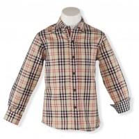 Camisa manga larga niño 1304 MIRANDA