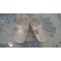 Zapato bautizo CUQUITO  7283 niño