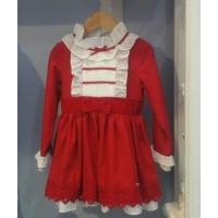 MIRANDA vestido infantil niña 0243v