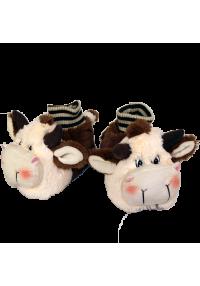 Babucha Vaca Infantil