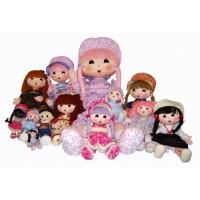 Muñecas de Trapo y Mafaldas