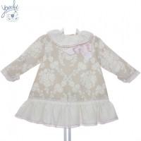 vestido bebé YOEDU art5111 familia SUECIA