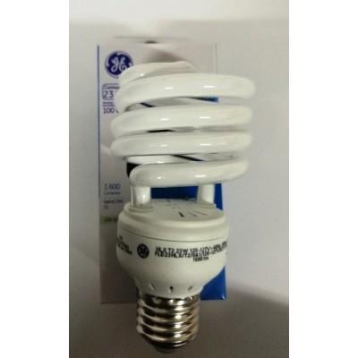 35729 Lámpara Fluorescente Compacta Spiral 23 W c/u