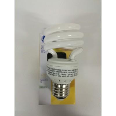 35747 Lámpara Fluorescente Compacta Spiral 20 W c/u