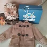MIRANDA  trenka bebe camel 0119