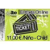On Line Entrada Niño