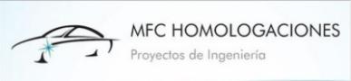 MFC Homologaciones | Empresa de ingeniería dedicada principalmente a la automoción y a la industria