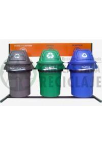 Alquiler de shut de basura