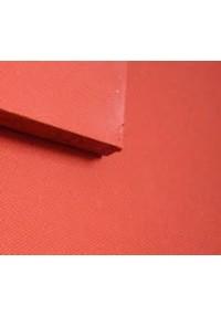 Lámina Caucho Silicona roja