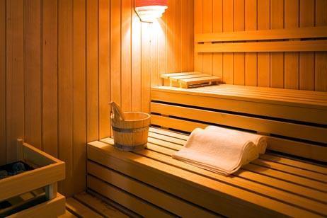 Actividades y ocio for Costruire una sauna in casa